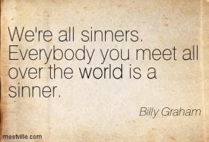 sinners