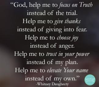God help me - Whitneys-quote
